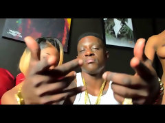 Tone run outta breath ft boosie badazz